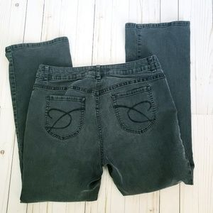 Chico's Jeans - 🏝5/$15 Chico's Platinum Washed Jeans 1.5(10)short